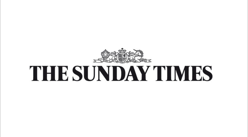 The Sunday Times   News Featuring Life Group