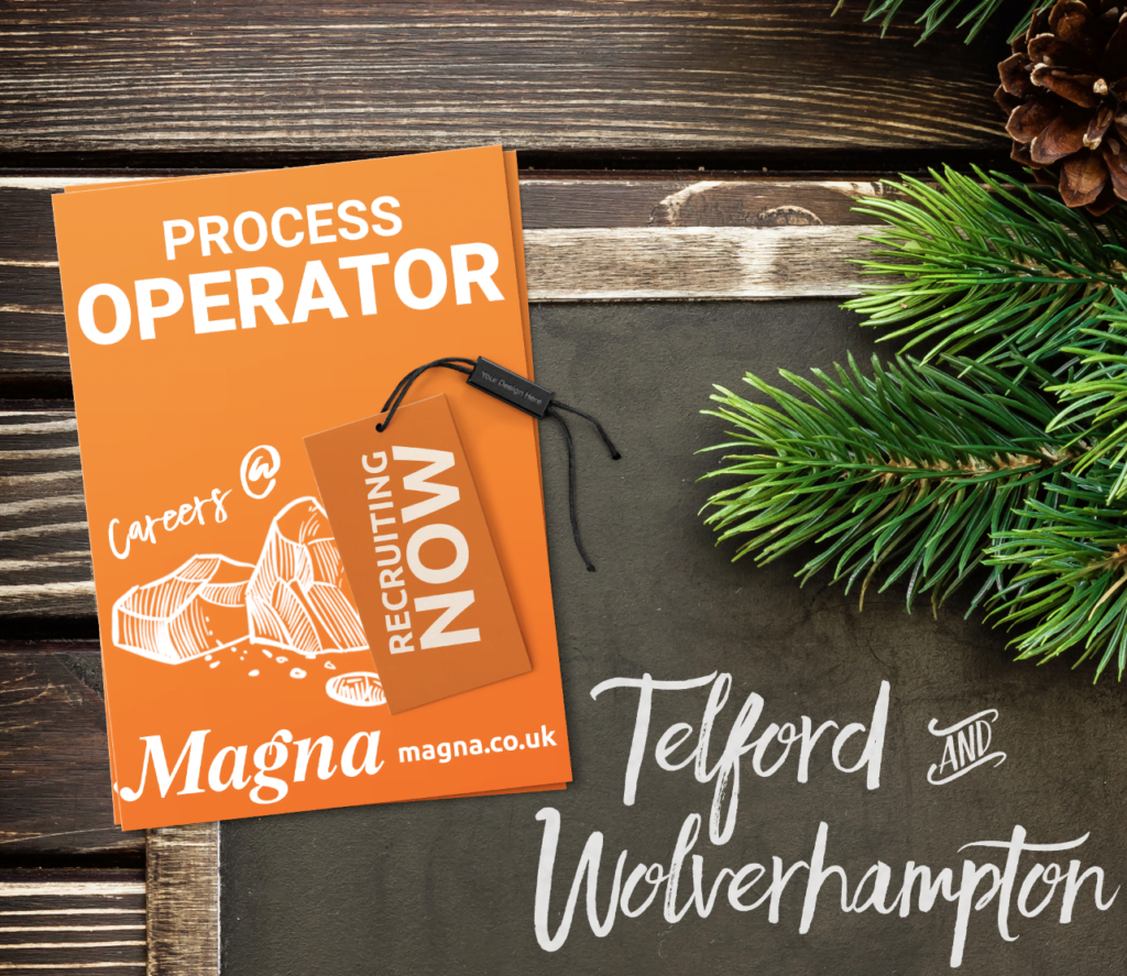 Example of Branding and Design for magna.co.uk